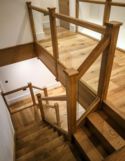 RNR Carpentry - Staircase