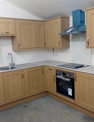 RNR Carpentry - Kitchen installation