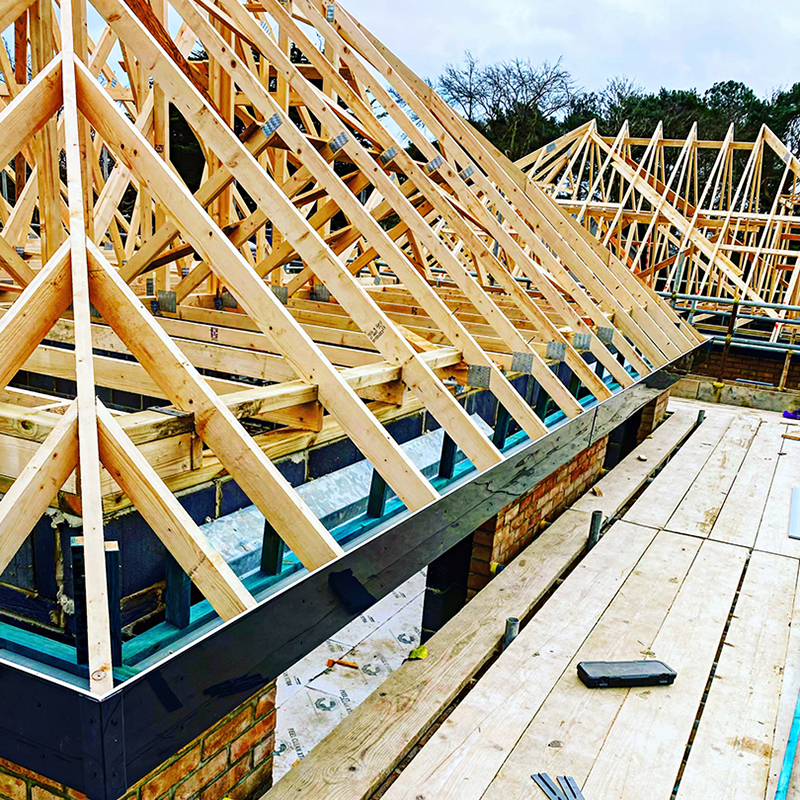 RNR Carpentry Cut and Truss Roofing